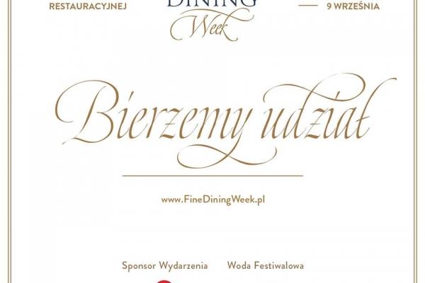 Fine Dining Festiwal w N31!