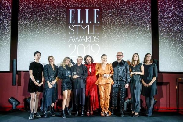 Elle Style Awards i catering N31 restaurant!