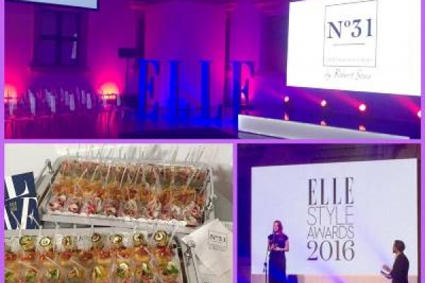N31 partnerem Elle Style Awards 2016!