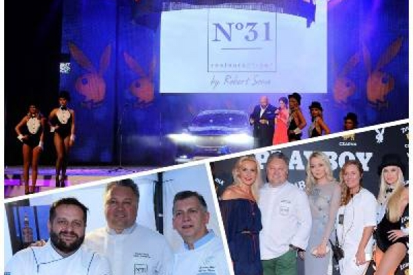 Catering N31 na Gali Samochód Roku Playboya 2016!