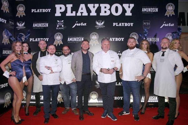 N31 restaurant partnerem Gali Samochód Roku Playboya 2018!