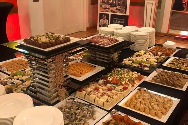 Gala Telekamery 2020 z cateringem N31 restaurant by Robert Sowa!