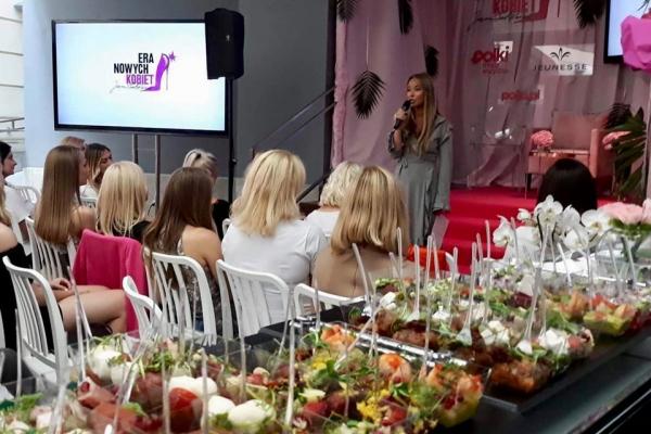 Spotkanie Era Nowych Kobiet i catering N31!